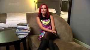 Carrie Grant | The One Show 14-7-10 | Leggy/Tights | HD 1080i