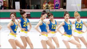 Girls Generation (SNSD) - Oh! - (MBC Music Core) - 03.06.10 DD 2.0 HDTV_1080i