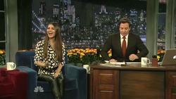 Victoria Justice - Jimmy Fallon, November 25_2010   810p mp4  caps