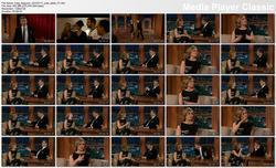 Julia Stiles @ Late Late Show w/Craig Ferguson 2013-01-17