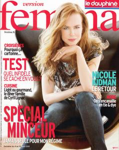 Nicole Kidman - Femina, Fench Magazine - April 04-10, 2011 - 2x Scans