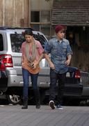 th 55515 Selena2 123 369lo Selena Gomez   at a restaurant in Hollywood 01/10/2012
