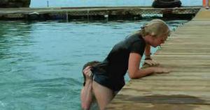 Carly Schroeder  nackt