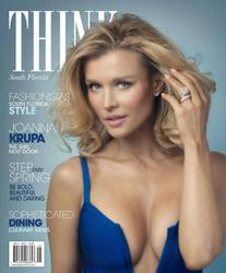 Joanna Krupa - Think Magazine March 2015 -x5
