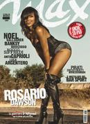 Rosario Dawson - Max Magazine (Italy) October 2011