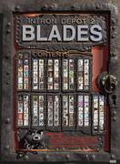 Intron Depot 2 - Blades, by Masamune Shirow