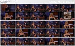 Julie Benz @ Jimmy Kimmel Live 2011-01-04