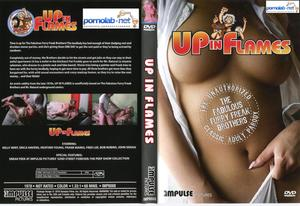 Up In Flames / В Пламени Огня (Ecstasy Films,Something Weird Video,Impulse Video) [1978 г., All Sex,Classic, DVDRip]