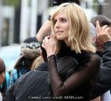 th 85576 heidiklum 122 587lo Heidi Klum is expecting a baby